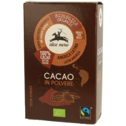 Kakao w proszku Fair Trade ALCE NERO 75 g