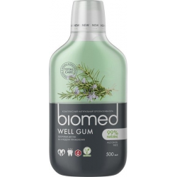 Biomed Płyn Do Płukania Jamy Ustnej Well Gum 0,5L